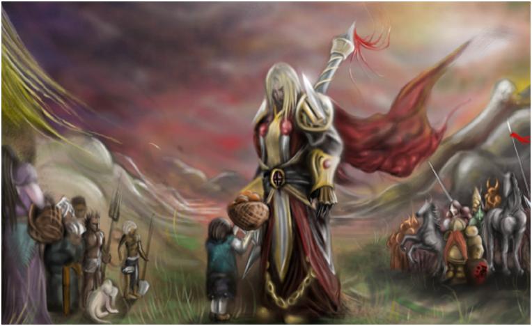 魔兽世界5大经典剧情任务,最后一个催人泪下!